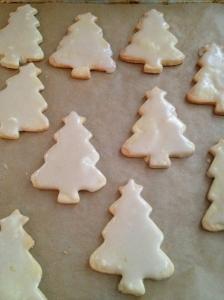 Binx's Christmas cookies