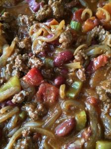 Nana's chili con carne