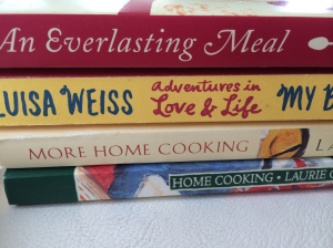 Some favorite cookbooks