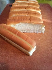 NE Hot Dog Rolls