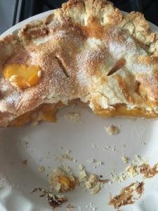 half-eaten-peach-pie